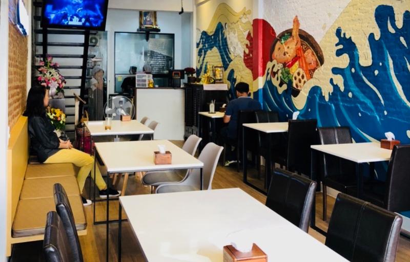 スープカレーGARAKU タイ バンコク店